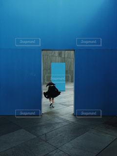 青の中の写真・画像素材[822984]