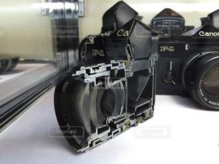カメラの写真・画像素材[828967]