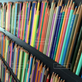 彩り色鉛筆 - No.831615
