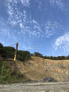 山の現状の写真・画像素材[825331]