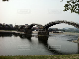 名勝  錦帯橋の写真・画像素材[856416]