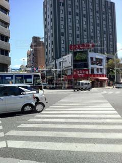 国際通りの入口の写真・画像素材[856973]