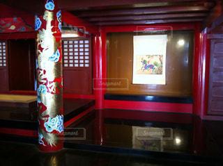 首里城の内部の写真・画像素材[856974]