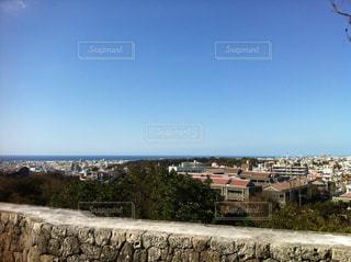 首里城からの景色の写真・画像素材[857001]