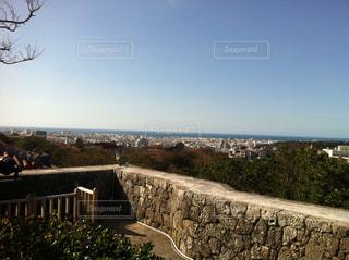 首里城からの景色の写真・画像素材[857002]