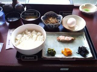 ホテルの朝食の写真・画像素材[857088]