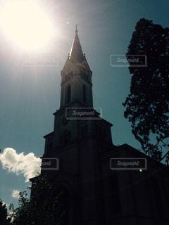 ドイツの教会の写真・画像素材[826253]