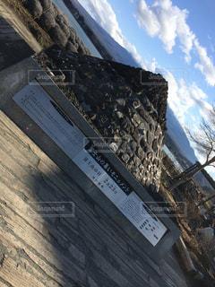 富士山と富士山の重なりの写真・画像素材[844991]