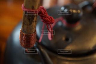 茶藝の薬缶の写真・画像素材[848656]