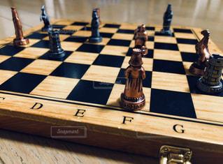 チェスの写真・画像素材[1191325]