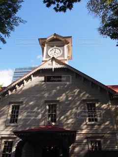 札幌時計台の写真・画像素材[827478]