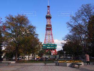 札幌テレビ塔の写真・画像素材[827479]