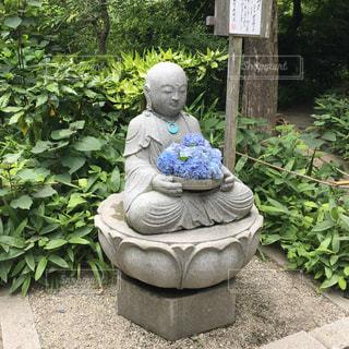 6月の鎌倉の写真・画像素材[827540]