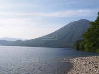 中禅寺湖の写真・画像素材[827544]