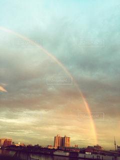 虹の写真・画像素材[827846]