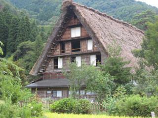 白川郷の家の写真・画像素材[929731]