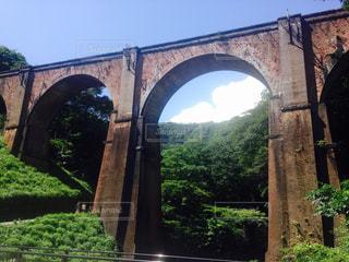 眼鏡橋の写真・画像素材[830184]