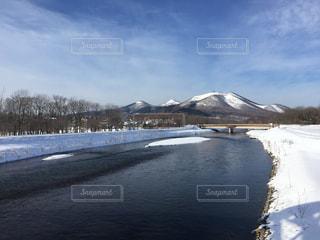 釧路川の写真・画像素材[835744]