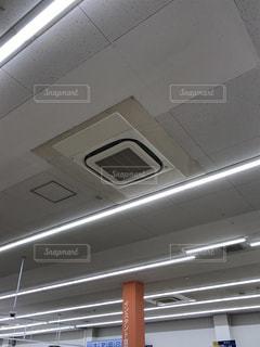 スーパーの空調の写真・画像素材[829578]