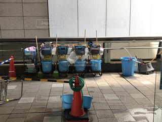 清掃用具の群れの写真・画像素材[829582]