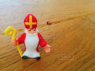 シンタクラースおもちゃの人形の写真・画像素材[872098]