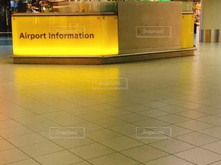 空港乗れインフォメーションの写真・画像素材[880490]
