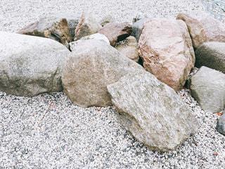 岩の山の写真・画像素材[1056651]