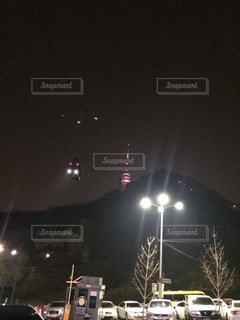夜景の写真・画像素材[831131]