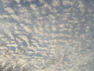 空には雲のグループ - No.843326