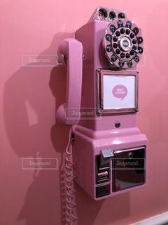 ピンクの電話 - No.1238484