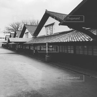 庄内藩が今に伝える米倉の写真・画像素材[831758]