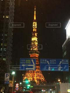 東京タワーの写真・画像素材[832724]