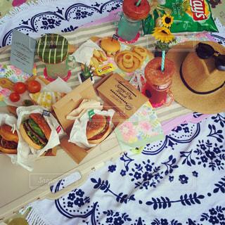 ピクニックの写真・画像素材[835030]