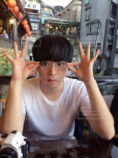 台湾のお茶屋の写真・画像素材[834727]