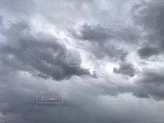雲の様子 iPhone7Plusの写真・画像素材[837048]