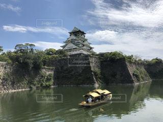大阪城の写真・画像素材[1479954]