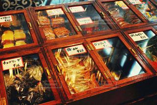 駄菓子屋さんの写真・画像素材[1107394]