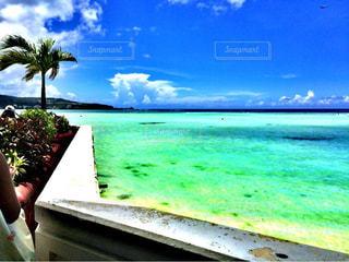 グアムの海の写真・画像素材[834658]