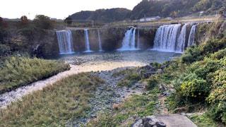 原尻の滝の写真・画像素材[887000]
