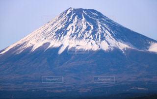 冬の富士山の写真・画像素材[905922]
