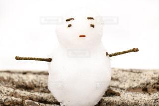 雪だるまの写真・画像素材[909987]