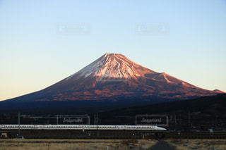 新幹線と富士山 - No.939327
