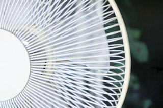 扇風機の写真・画像素材[1211295]