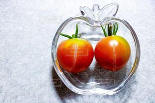 割れたトマト - No.1238236
