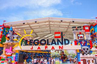 LEGO ランドの写真・画像素材[1378970]