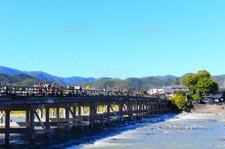 渡月橋の写真・画像素材[845162]