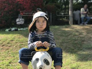 子どもの写真・画像素材[836929]