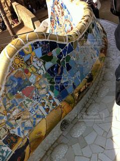 Guell Parkの写真・画像素材[839612]