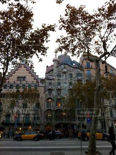 Casa Batlló 周辺の写真・画像素材[840004]