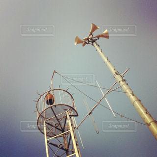 警鐘台の写真・画像素材[849596]
